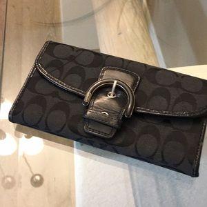 Women Coach wallet